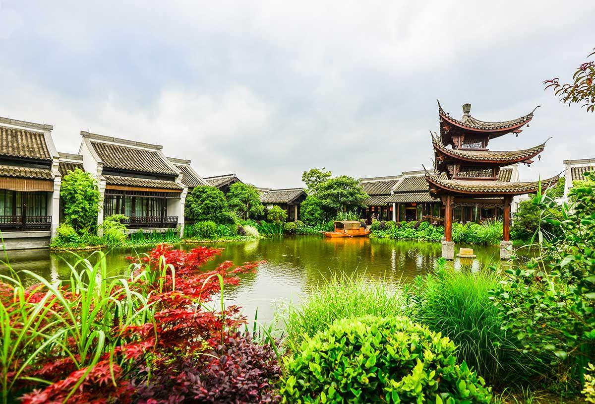 Công viên đầm lầy Xixi