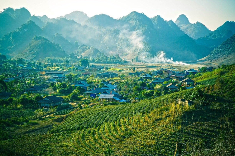 Du lịch Mộc Châu vào mùa nào cũng đẹp