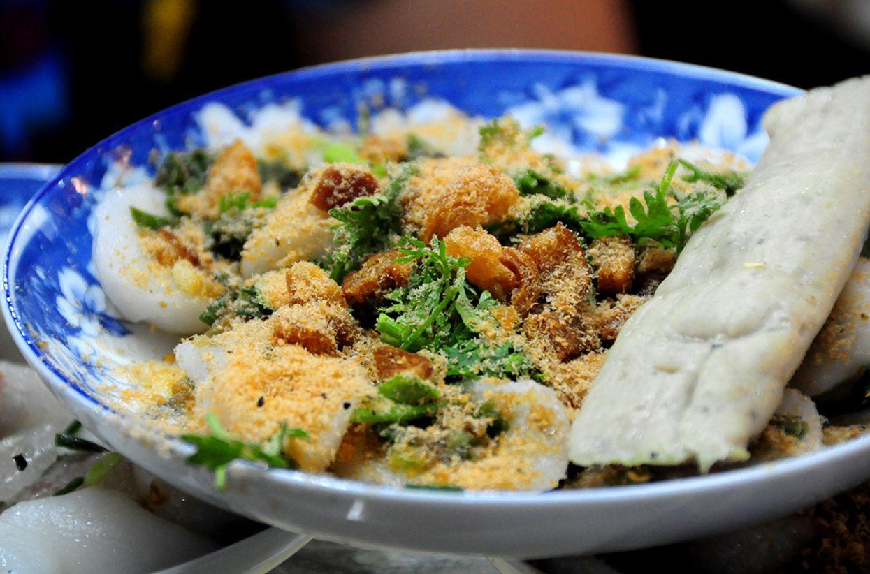 Bánh Bèo chợ Bến Thành