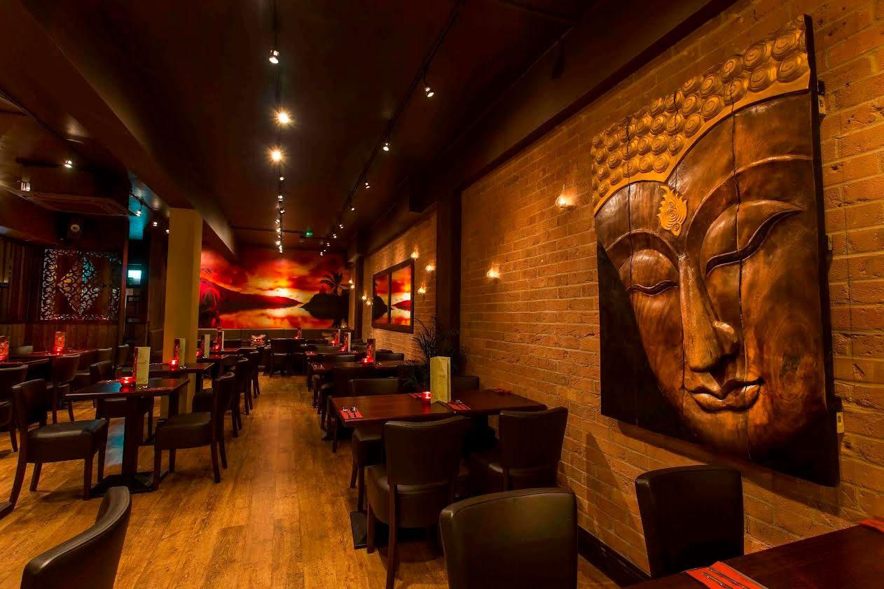 Nhà hàng Kob Thai