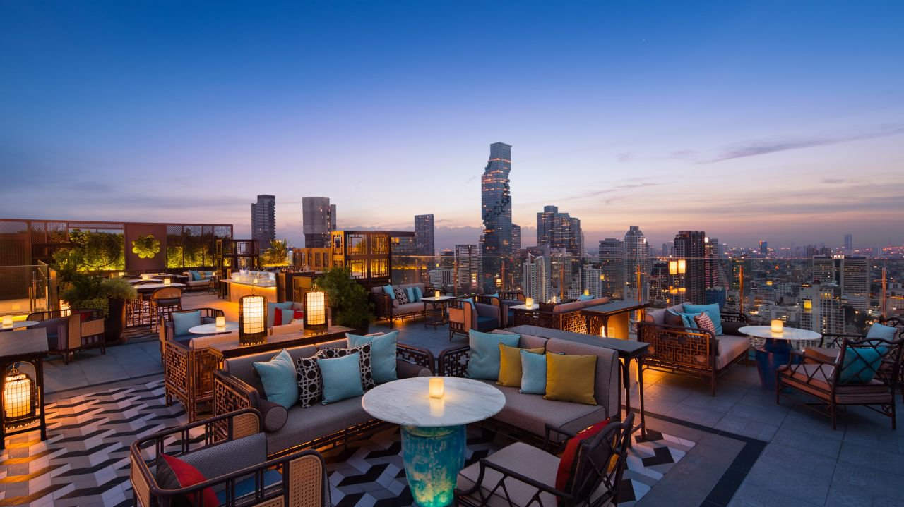 Yao Restaurant and Rooftop Bar