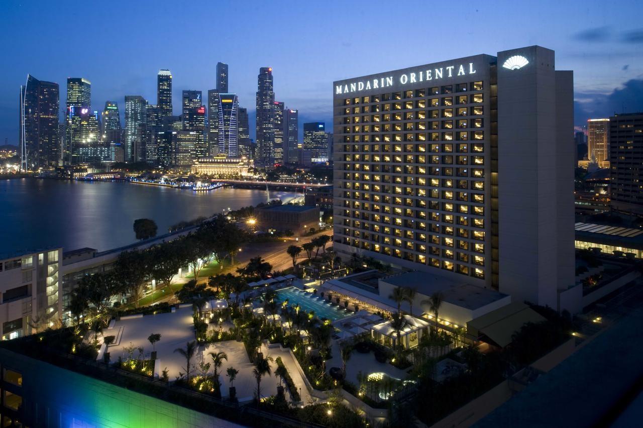 Mandarin Oriental Hotel Khách sạn