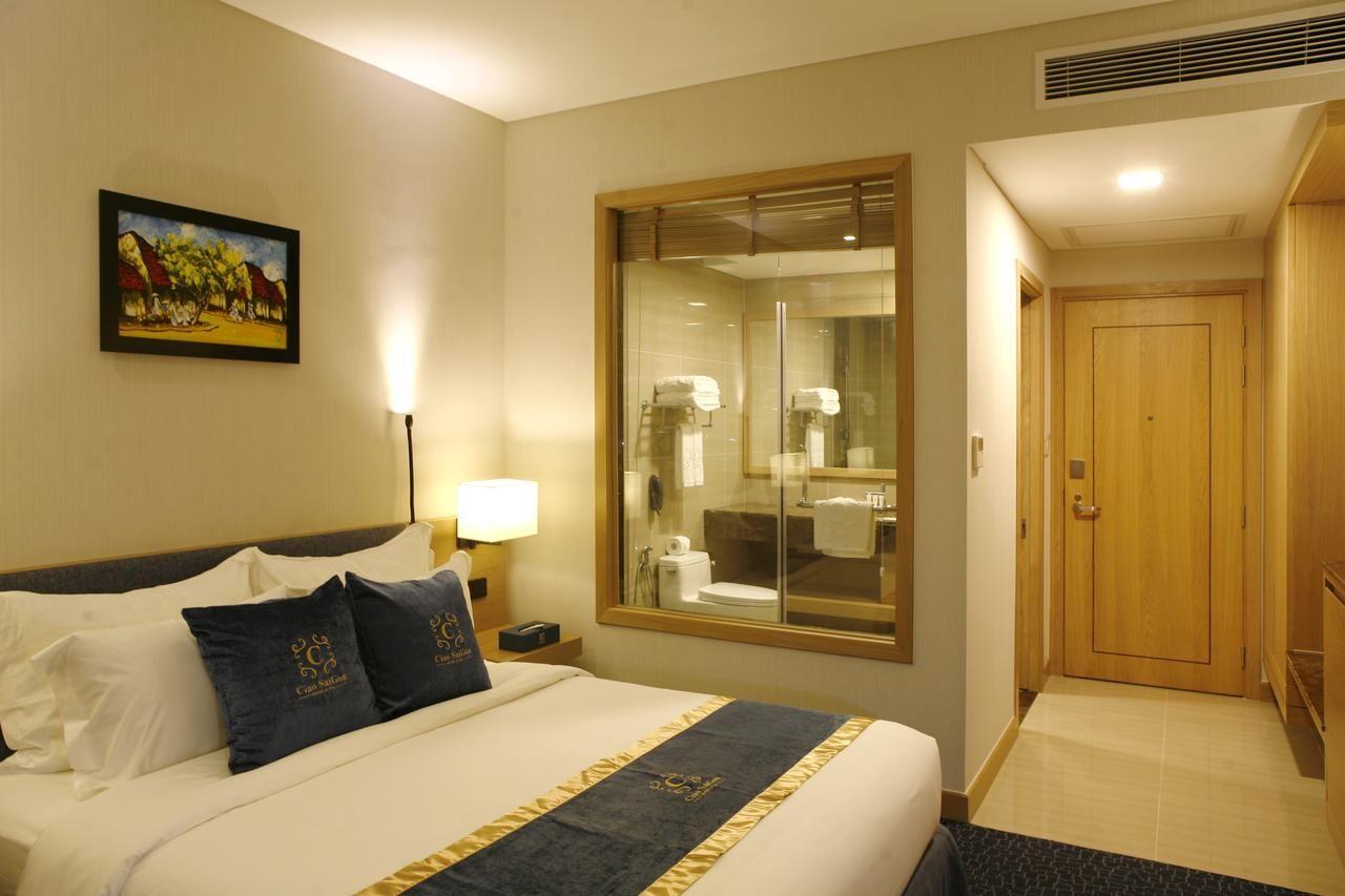 Khách sạn Ciao Saigon Hotel & Spa
