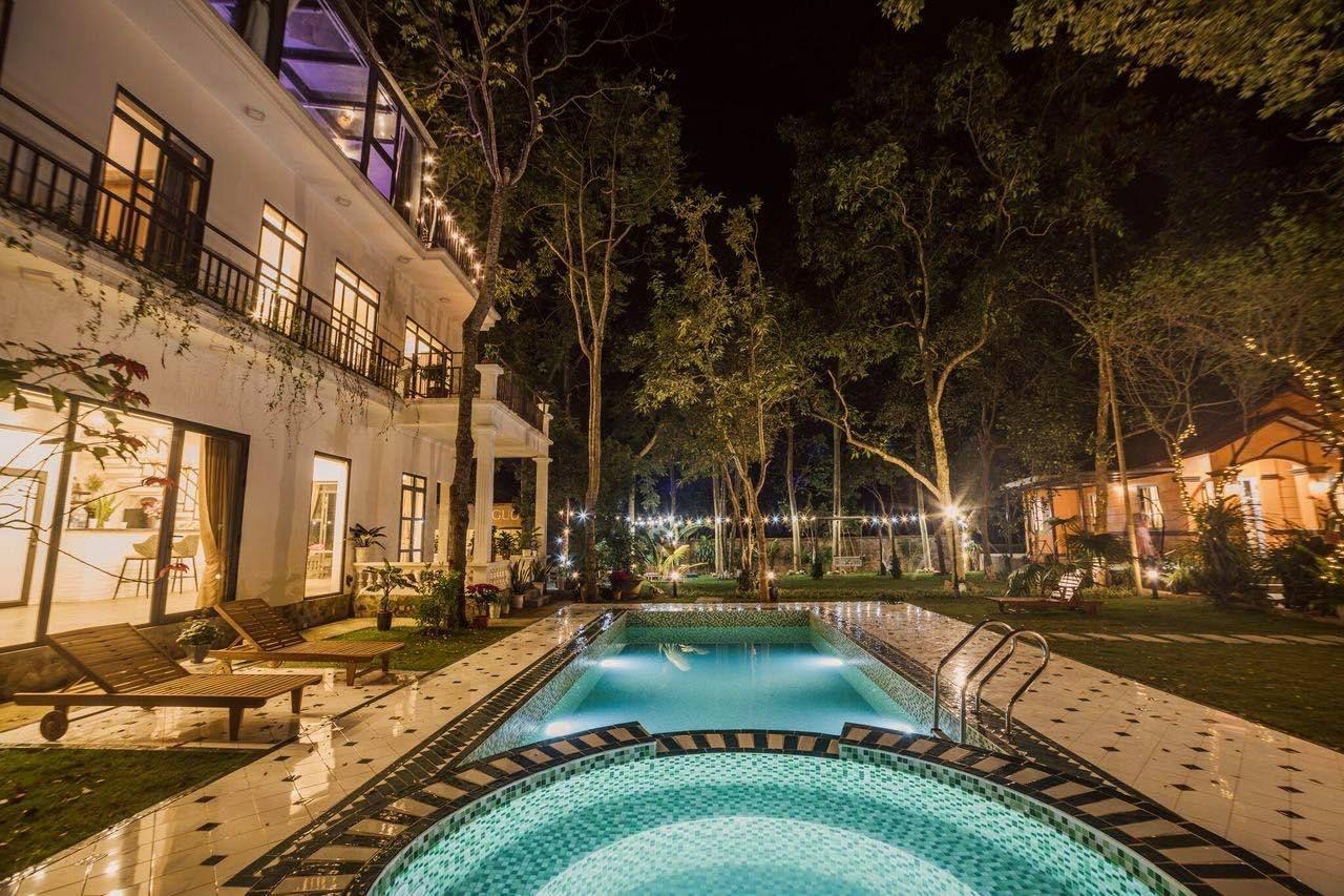 be boi lv house villa by de vuz homestay hoa binh
