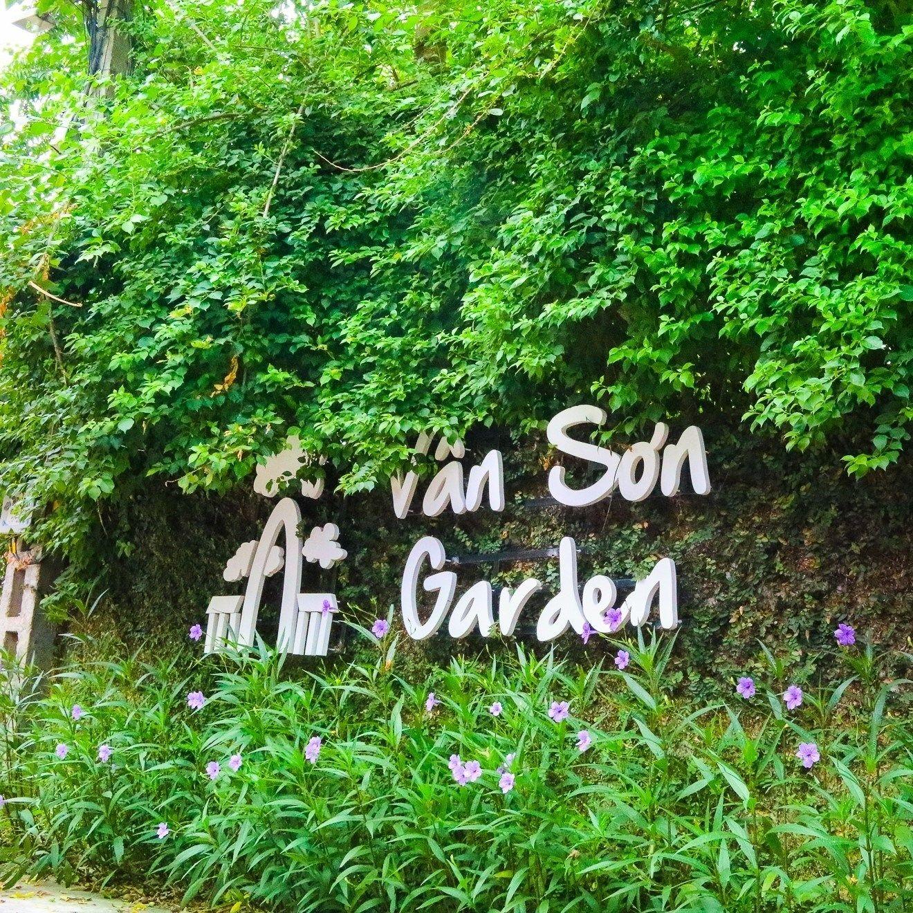 khuon vien van son garden homestay thach that ha noi