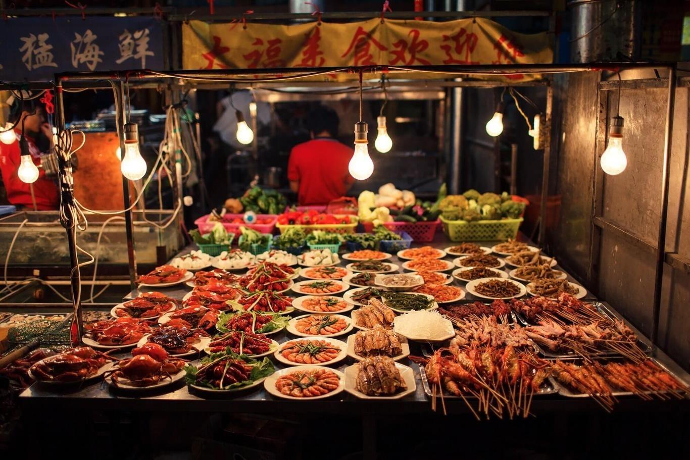 Ẩm thực Nam Ninh tinh túy Trung Hoa