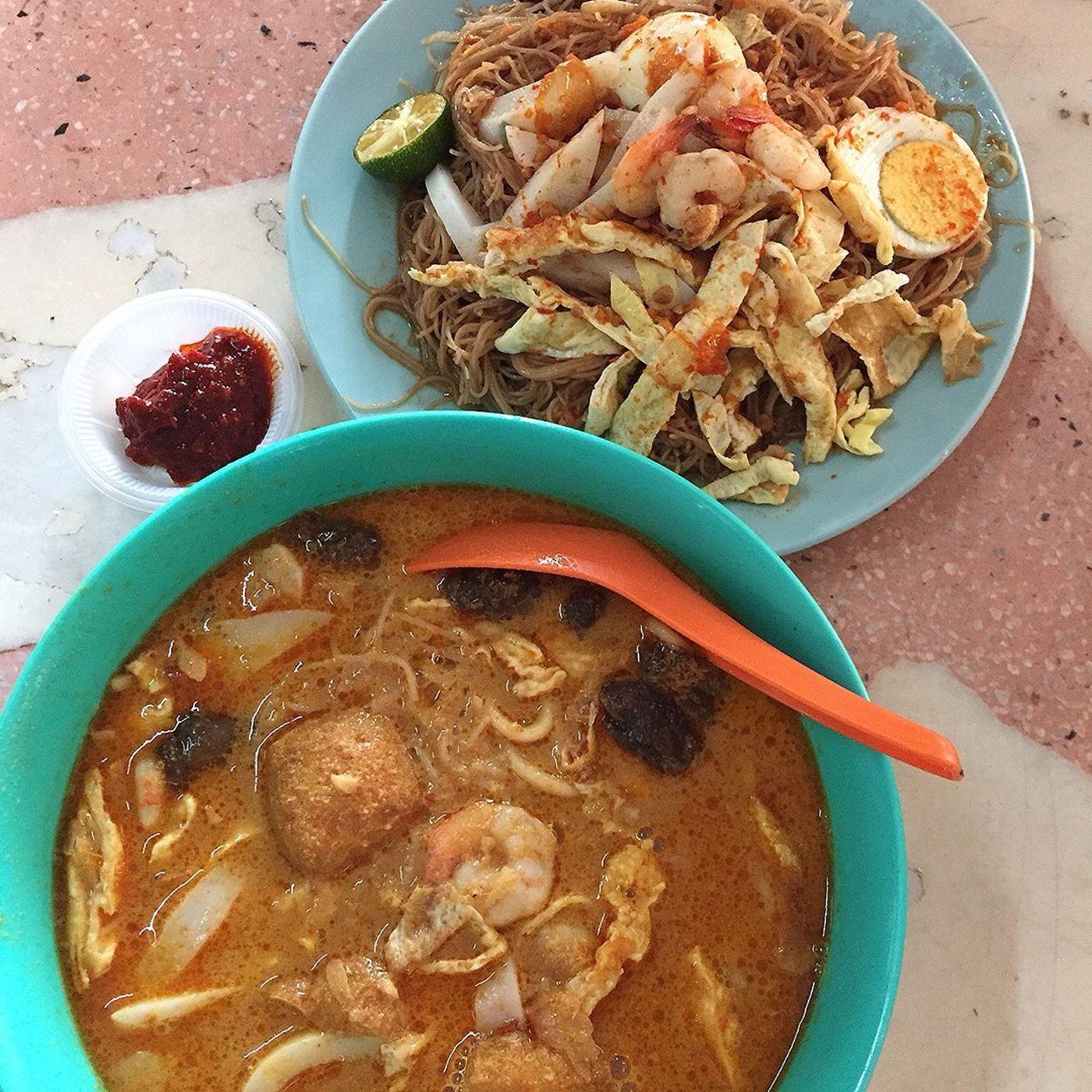 Medan Selera Tengkera Food Court