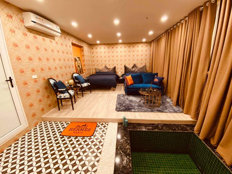 phong ngu hm house villa by de vuz homestay hoa binh