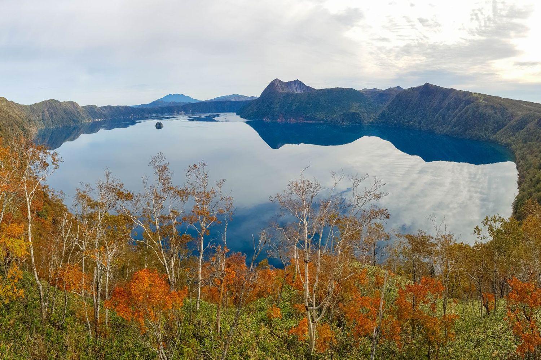 Công viên quốc gia Akan Mashu