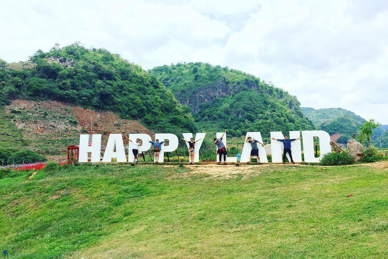 Mộc Châu Happy Land