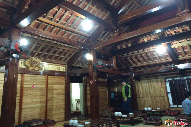 Nhà hàng 75 Mộc Châu - Trâu Tây Bắc (ảnh: foody.vn)