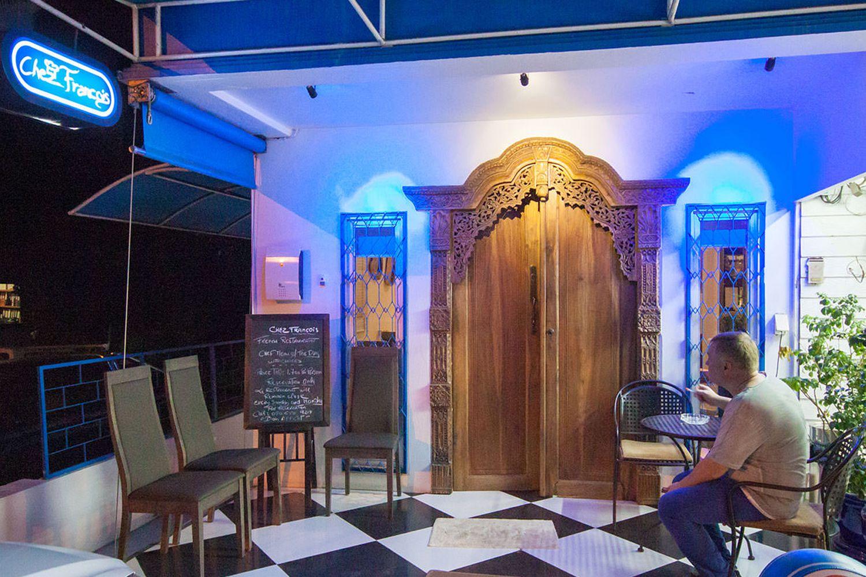 Nhà hàng Chez Francois