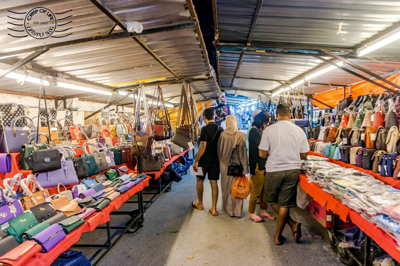 Chợ đêm Ferringhi