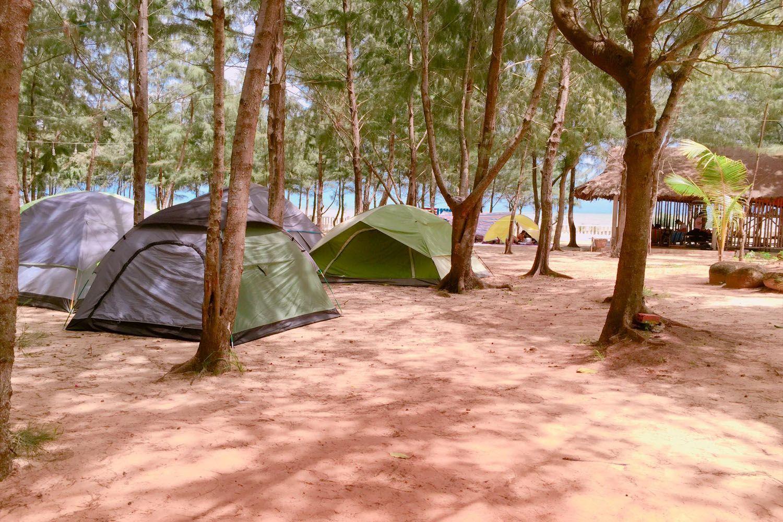 Khu du lịch Zenna Pool Camp