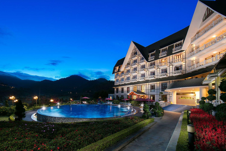 Khách sạn uy tín gần thác Pongour