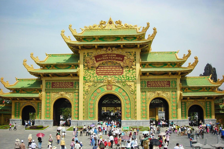 Lạc cảnh Đại Nam Văn Hiến