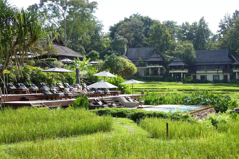 Khu nghỉ dưỡng Four Season - Chiang Mai
