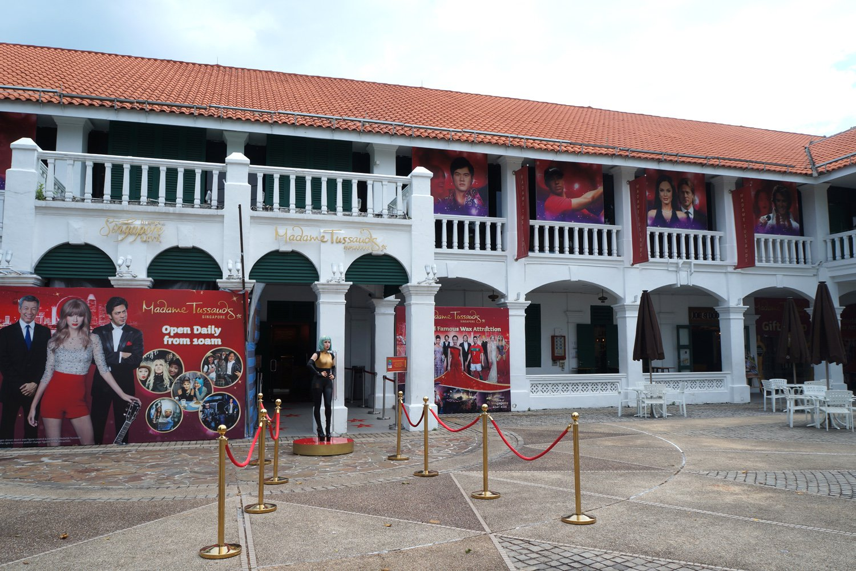 Madame Tussauds – Bảo tàng tượng sáp Singapore