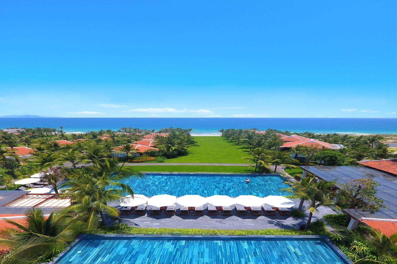 Quang cảnh tuyệt đẹp của The Anam Resort