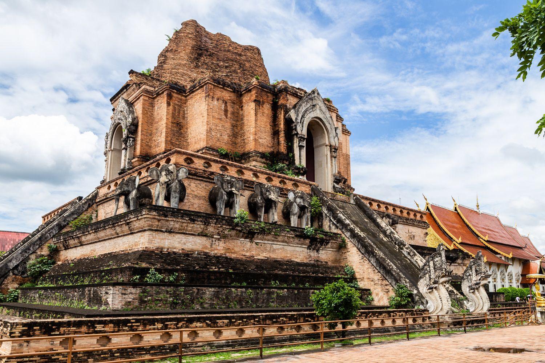 Chùa Wat Chedi Luang