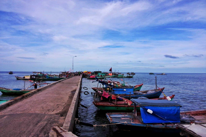 Làng chài Hàm Ninh – Phú Quốc