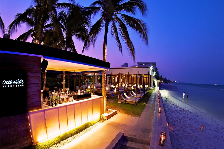 Oceanside Beach Club Restaurant
