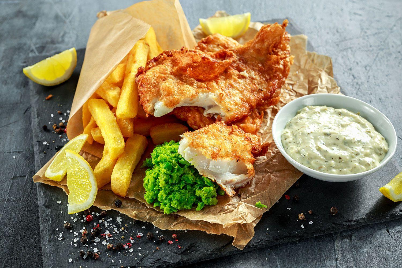 Món Fish & Chips