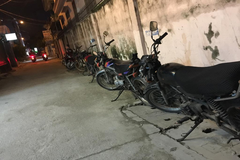 Freedom Hostel Huế cho thuê xe máy