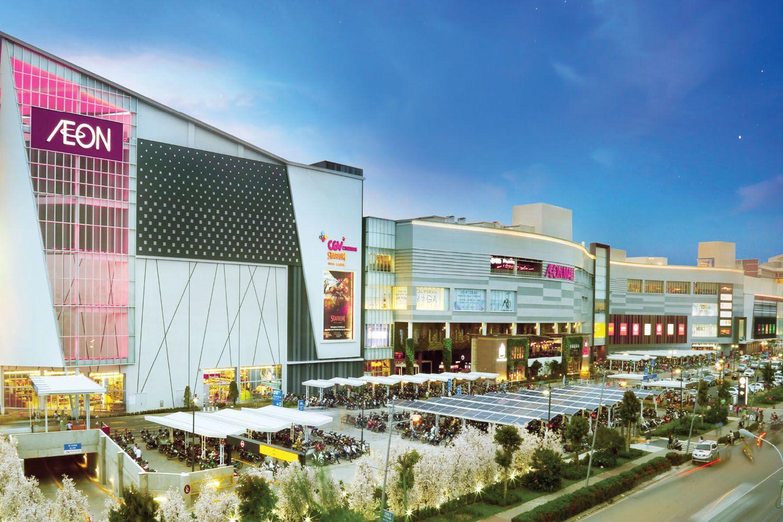 AEON mall Tân Phú, Bình Tân