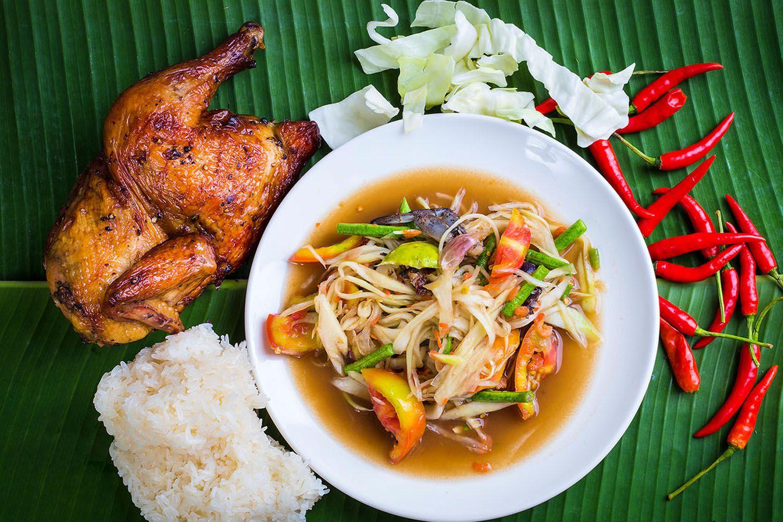 Ẩm thực tại Pattaya