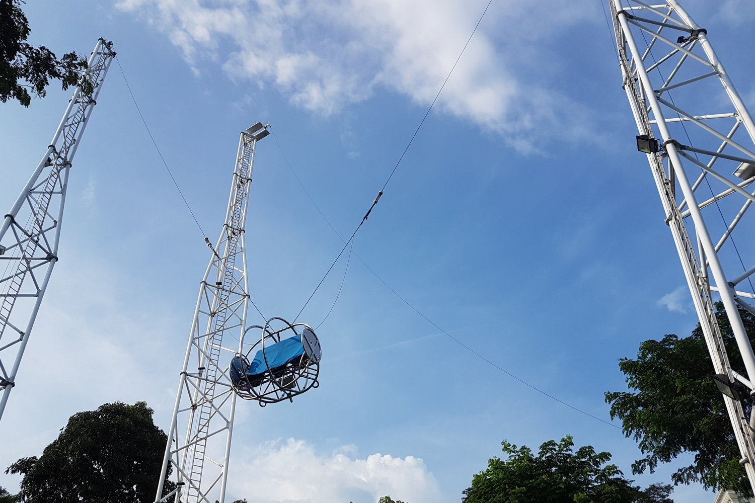 G-Max Reverse Bungy