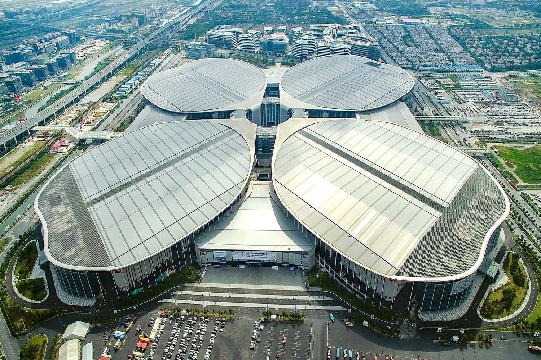 Trung tâm Triển lãm và Hội nghị Quốc gia Thượng Hải