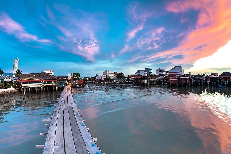 Cầu tàu Penang