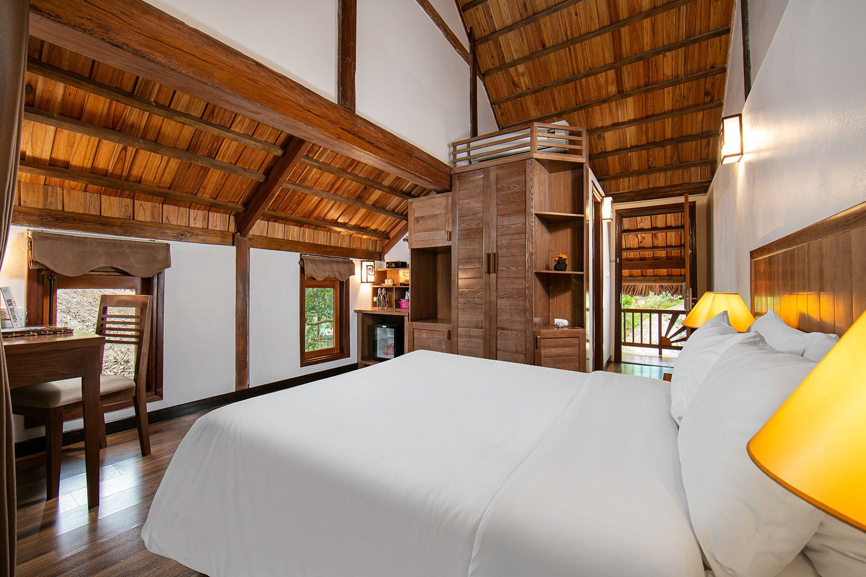 standard room mai chau hideaway resort