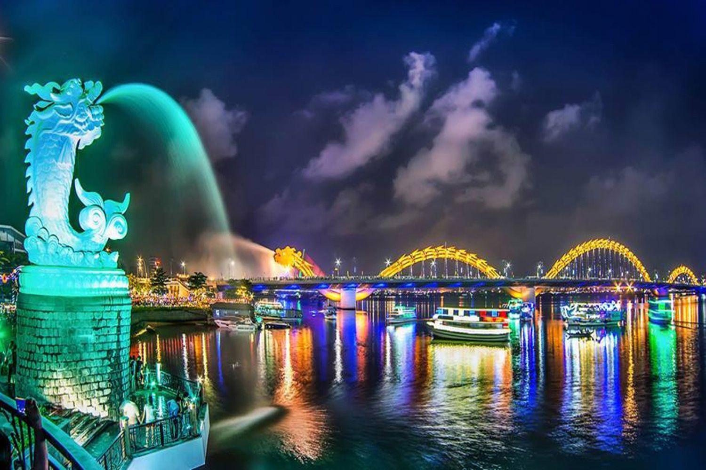 Mitisa Hotel Danang gần với nhiều địa điểm nổi tiếng ở Đà Nẵng