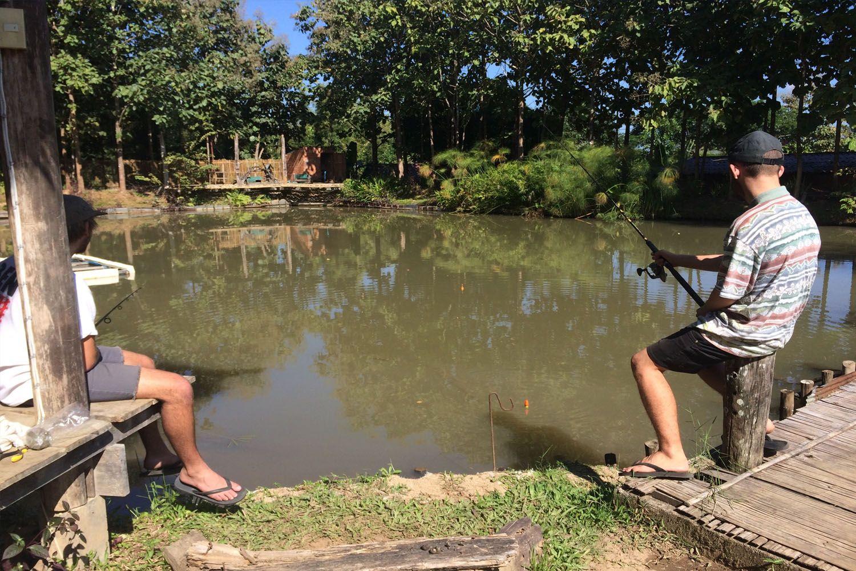 Công viên câu cá Piranha