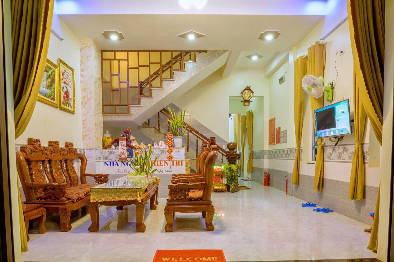 Nội thất của Nhà nghỉ Thiên Trí