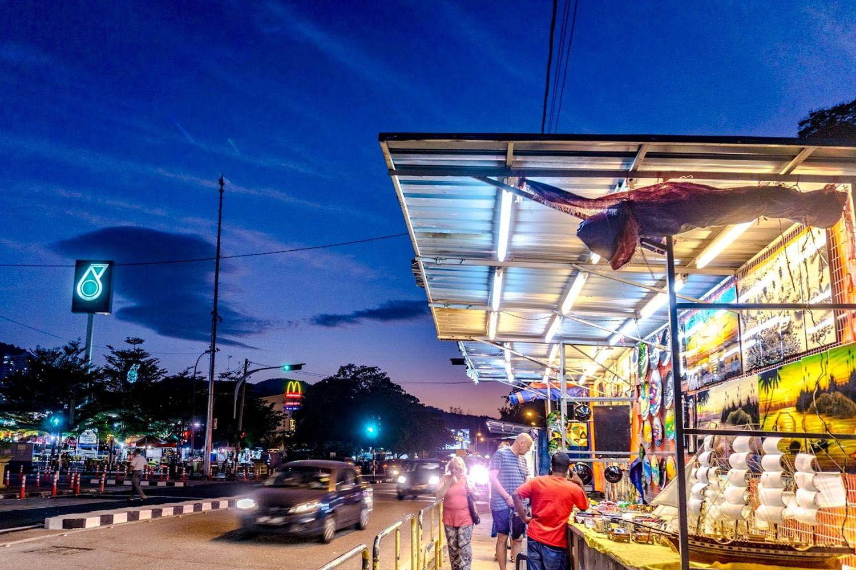 Chợ đêm Batu Ferringhi, Penang