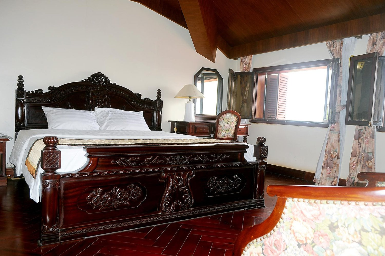 Phòng ngủ Biệt thự Bảo Đại