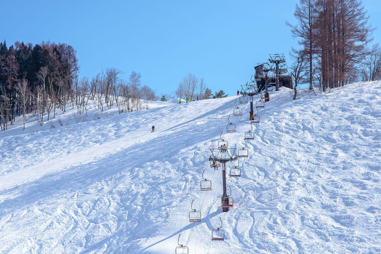 Khu nghỉ dưỡng trượt tuyết Nozawa Onsen