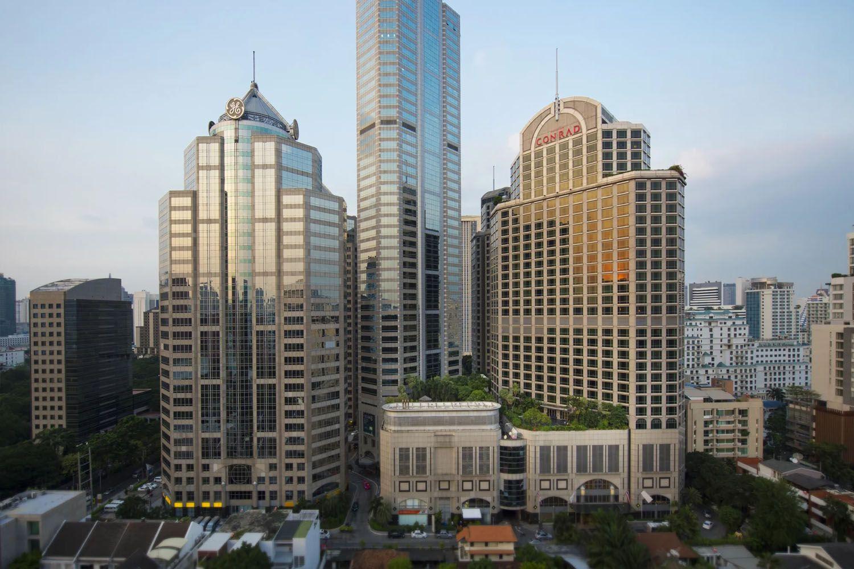 The Conrad Bangkok Residences