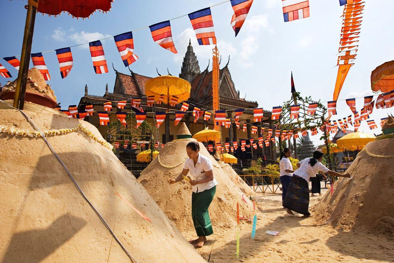 Ngày Lễ Năm Mới Khmer