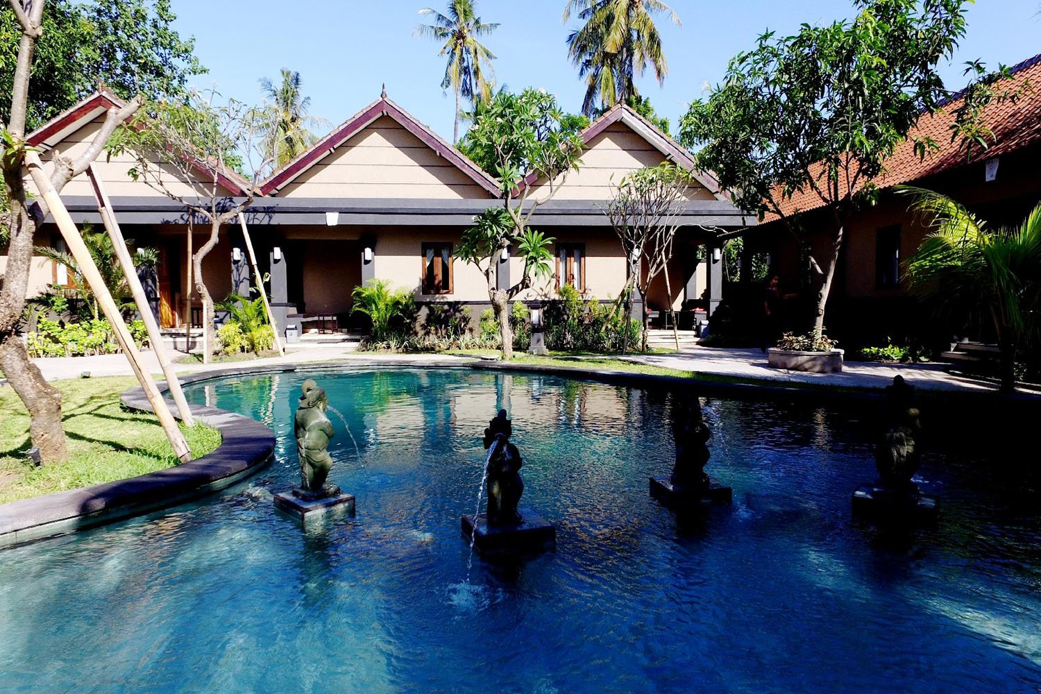 Decompress From Your Daily Activities At The Pool Villa Of Love In Krabi