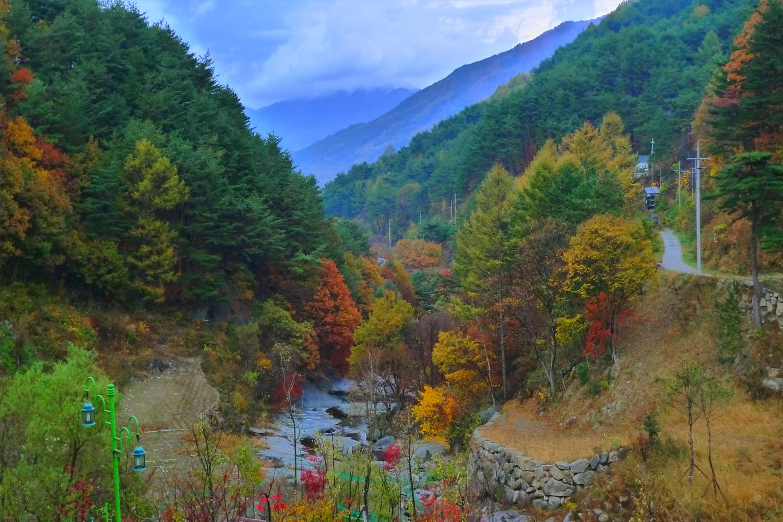 Công viên quốc gia Jirisan