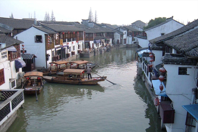 Thị trấn nước Zhujiajiao