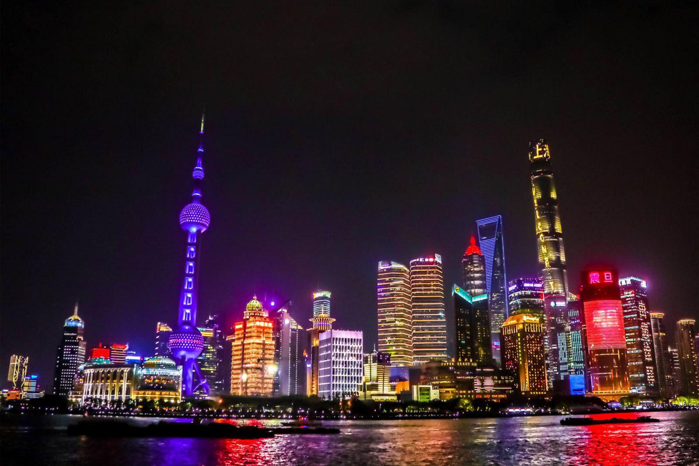 Bến Thượng Hải (The Bund)