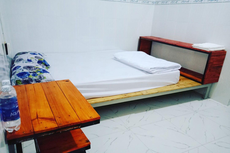 Phòng ngủ Nhà nghỉ Nam Du