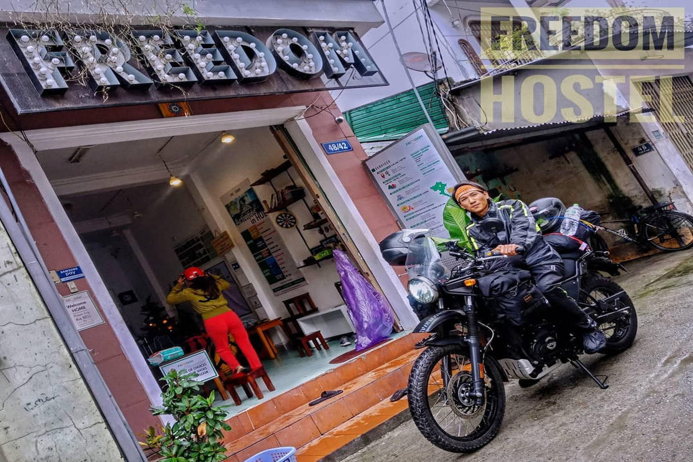 Freedom Hostel Huế
