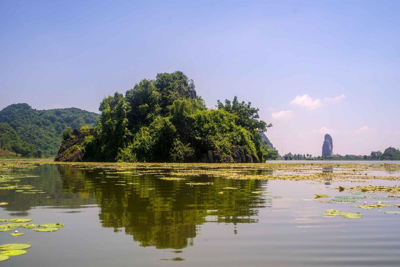 Đôi nét về hồ Quan Sơn