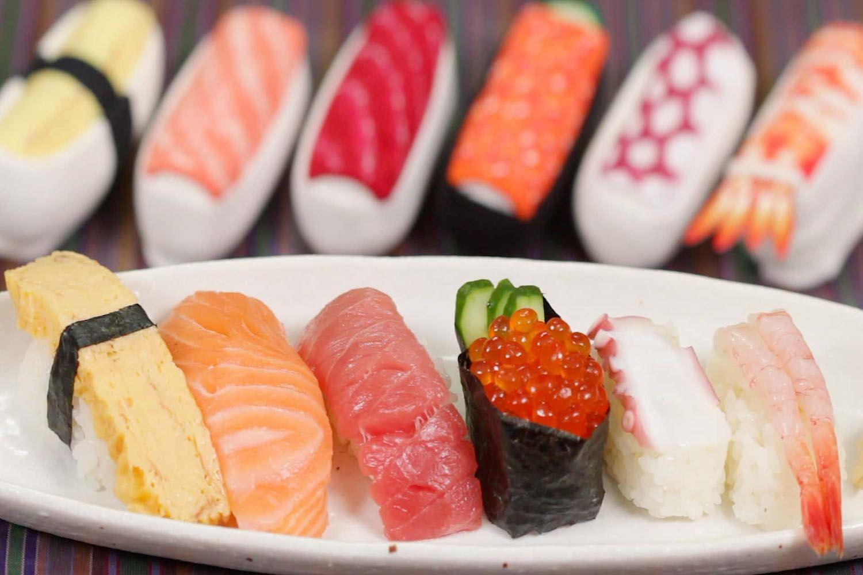 Nigiri Sushi / Nigirizushi